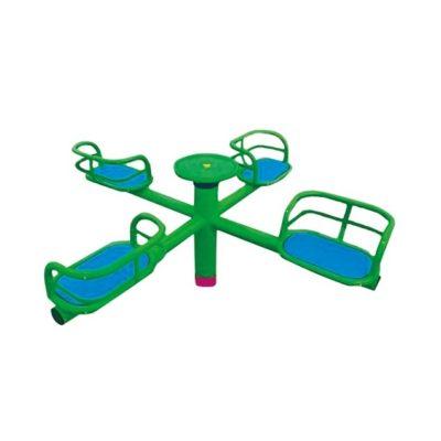 karuzela krzyżowa na plac zabaw