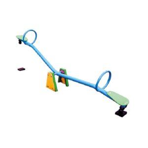 Huśtawka wagowa / ważka metalowa na plac zabaw
