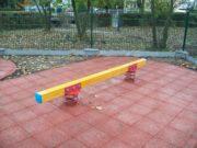 Równoważnia na plac zabaw