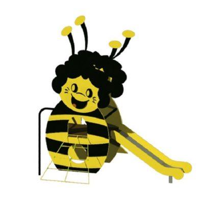 Pszczółka Maja na plac zabaw