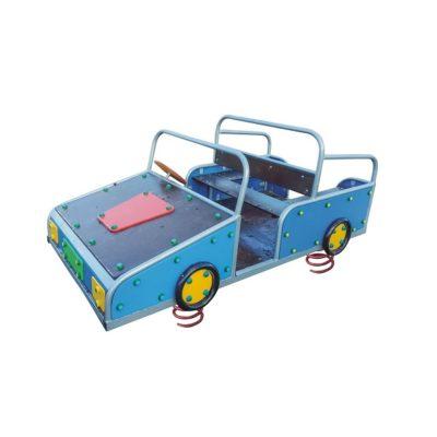 Samochodzik na plac zabaw