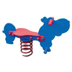 Bujak hipopotam na plac zabaw