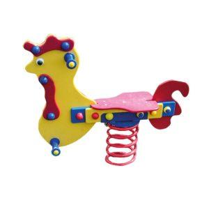 Bujak kura na plac zabaw