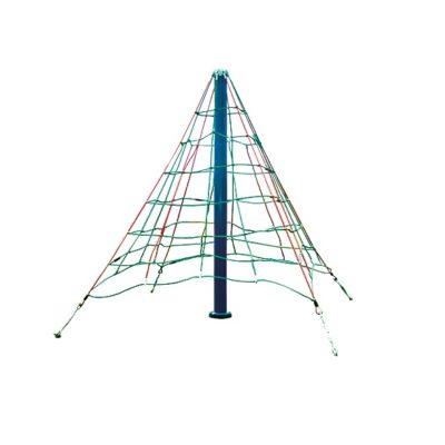 Linarium piramida na plac zabaw