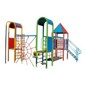 Zestawy zabawowe wieżowe