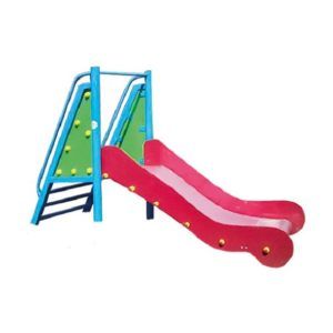zjeżdżalnia dla małych dzieci na plac zabaw