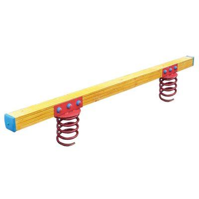 równoważnia na sprężynach na plac zabaw