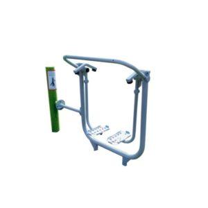 biegacz - urządzenia fitness siłownia na zewnątrz