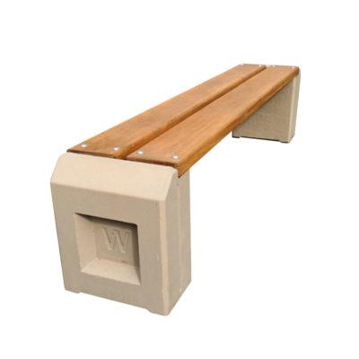 ławka-betonowa-bez-oparcia