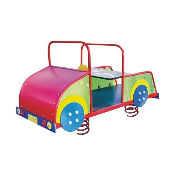 Samochód na plac zabaw